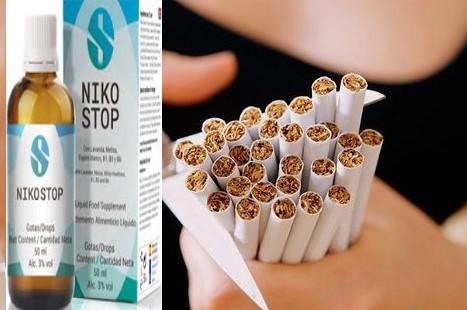 nikostop antistress για διακοπή καπνίσματος